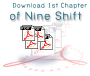 Download first chapter of Nine Shift in pdf format